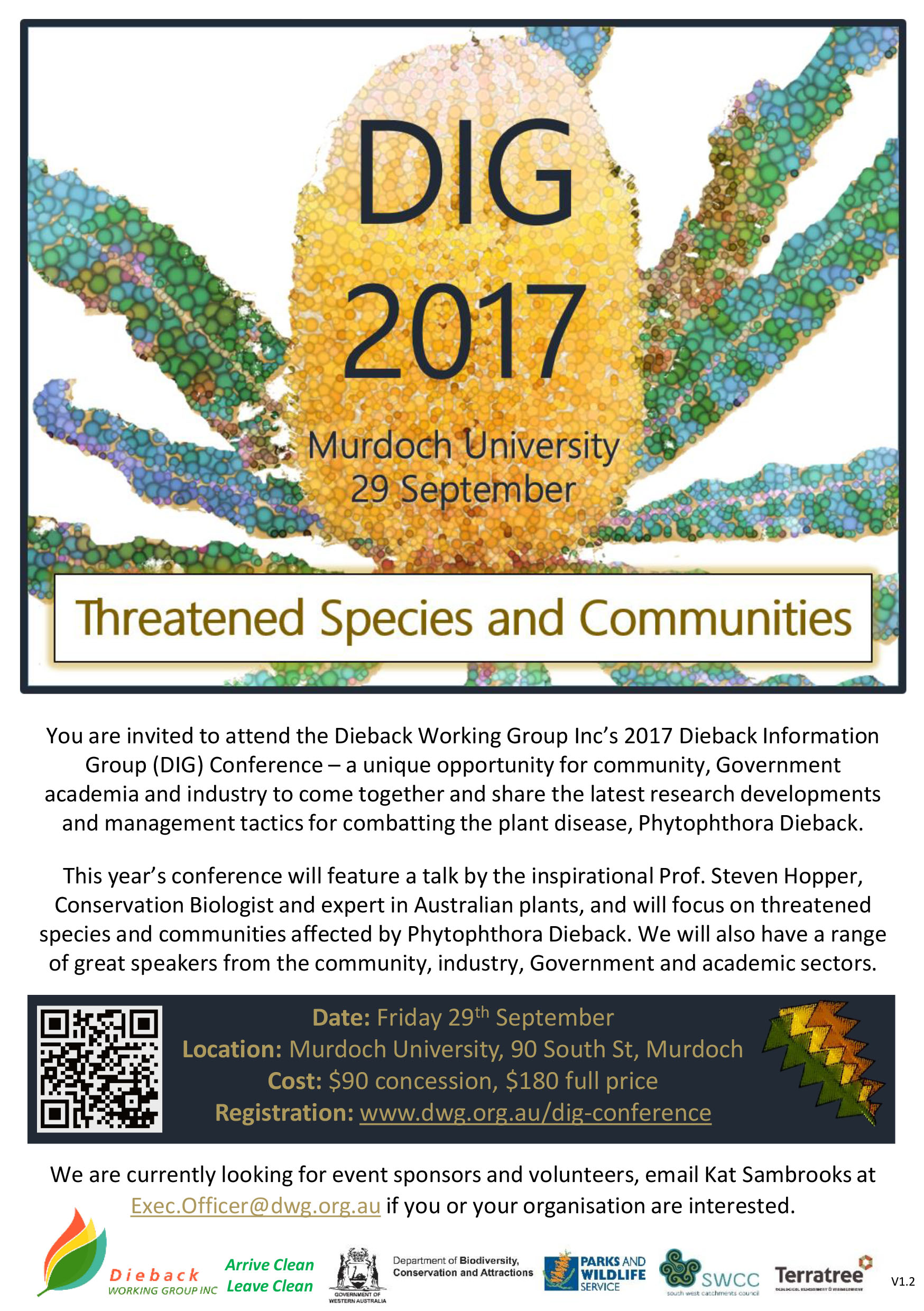 DIG Conference 2017 A5 flyer