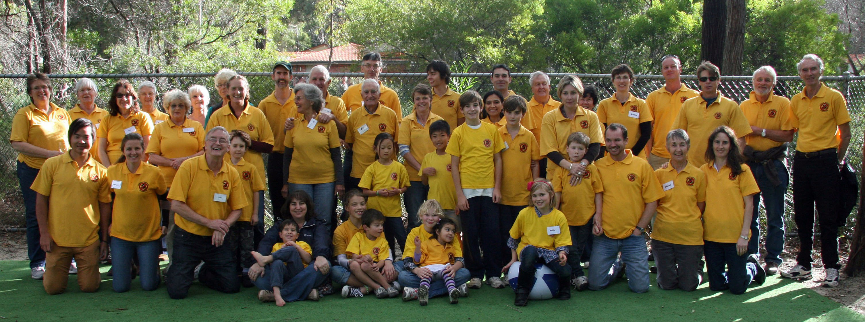 2014 RoleyBushcare Group Photo